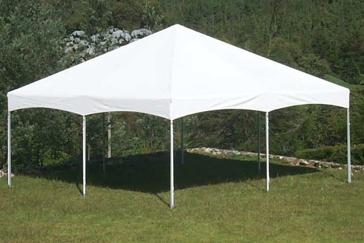 Commercial Grade Tension Frame Tents Sun Cover