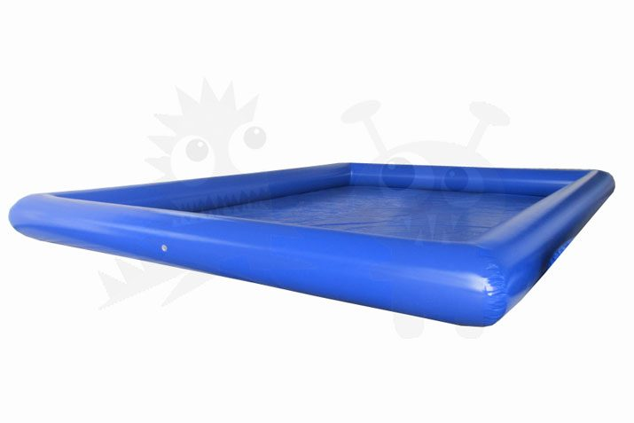 Inflatable Square Water Ball Pools Commercial Inflatable For Sale